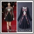 New Fashion Design Women Long Sleeve
