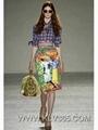 Brand Fashion Designer Women Classic