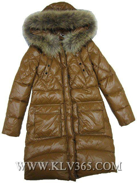 China Wholesale Fashion Design Women Winter Down Jacket With Fur Collar 1