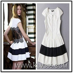 Women Fashion Summer Casual Dress China Online Wholesale