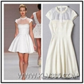 Designer Women's Wedding Party Dress See