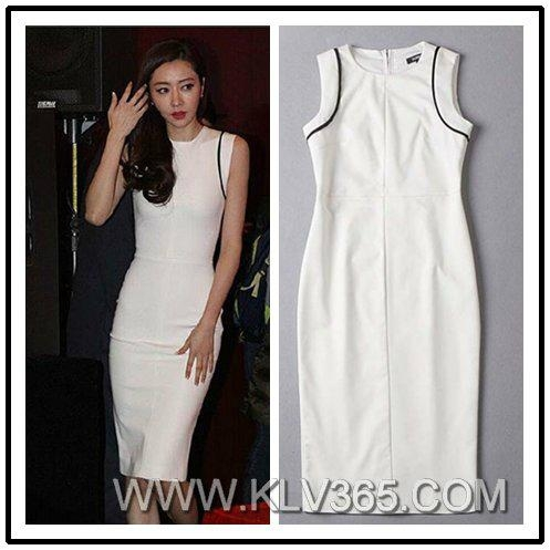 New Fashion Dress Design Women Slim Fitted Bodycon Party Dress Wholesale 1