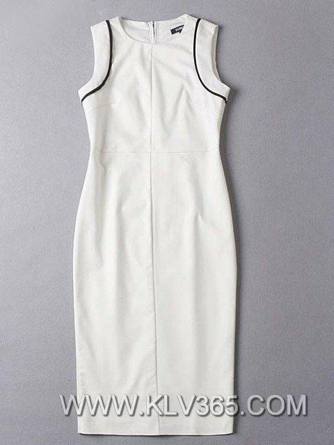 New Fashion Dress Design Women Slim Fitted Bodycon Party Dress Wholesale 3