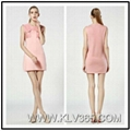 Women Designer Dress Wholesale Pink