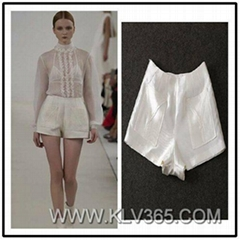 European Style Fashion Women's Summer Casual Short Pants Wholesale