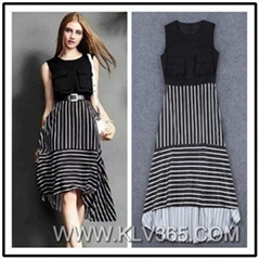 High Quality Designer Women Fashion Summer Dress