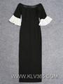 Designer Clothing Wholesale Women Ladies Elegant Long Party Prom Dress