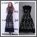 New Fashion Designer Lady Stylish Party Evening Dress Wholesale 1