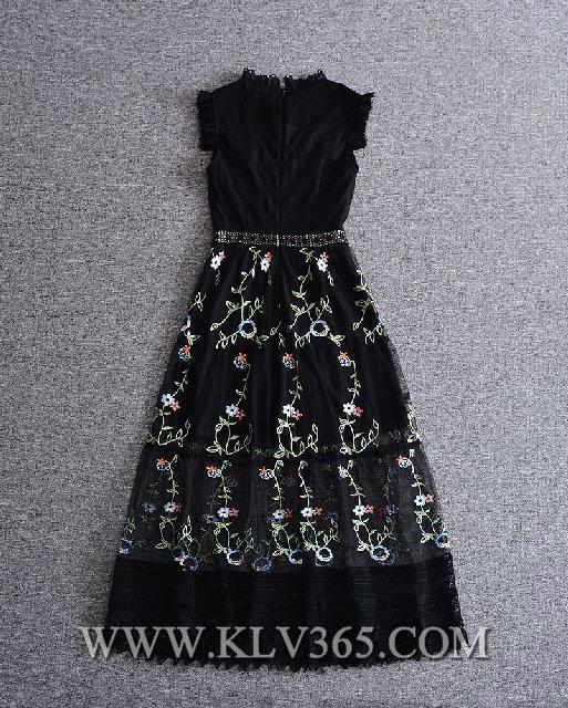New Fashion Designer Lady Stylish Party Evening Dress Wholesale 4