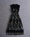 New Fashion Designer Lady Stylish Party Evening Dress Wholesale 5