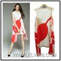 Women Fashion Summer Sleeveless Casual