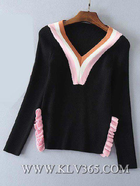 Ladies Fashion Winter Wool Christmas Top Sweater Whloesale 4