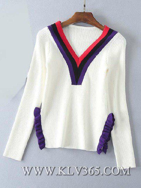 Ladies Fashion Winter Wool Christmas Top Sweater Whloesale 5