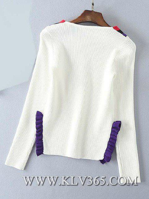 Ladies Fashion Winter Wool Christmas Top Sweater Whloesale 6