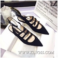 New  Fashion Designer Women Lace Up Casual Flat Shoes 3