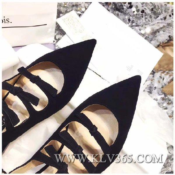 New  Fashion Designer Women Lace Up Casual Flat Shoes 4
