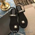 Latest Shoes Design Women Brand Fashion Elegant Sandal Shoes