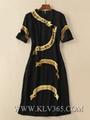 European Fashion Design Elegant Ladies Long Maxi Dress