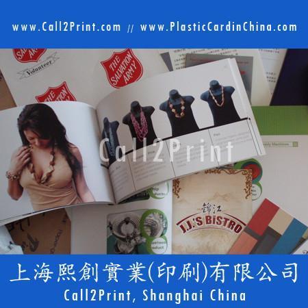 210x297mm Catalog Print on 157gsm Glossy Paper 2