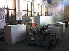 全自动气体保护隧道电阻炉