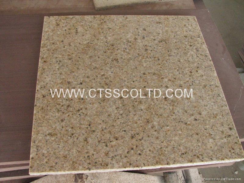 Yellow Granite tile 1