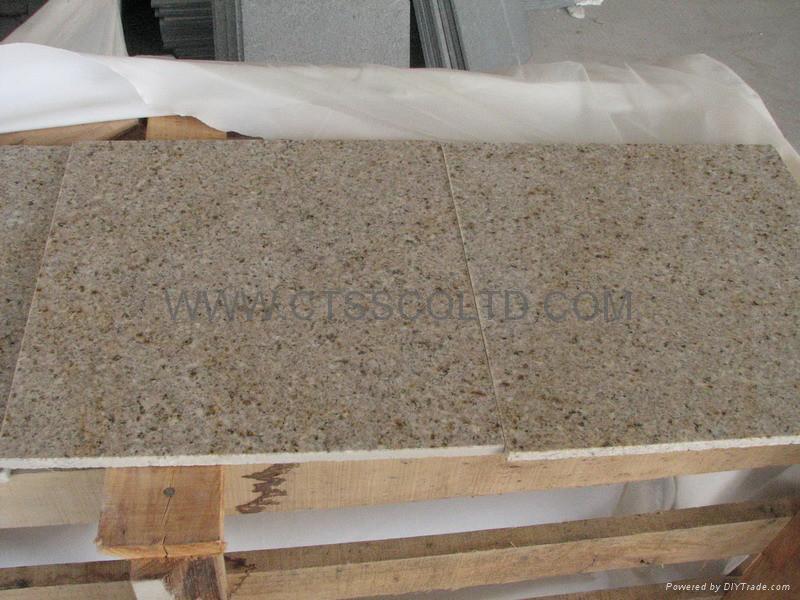 Yellow Granite tile 3