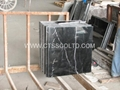 Black Marquina marble tile 2