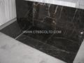 Brown marble tiles 1