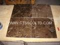 Brown marble tiles 3