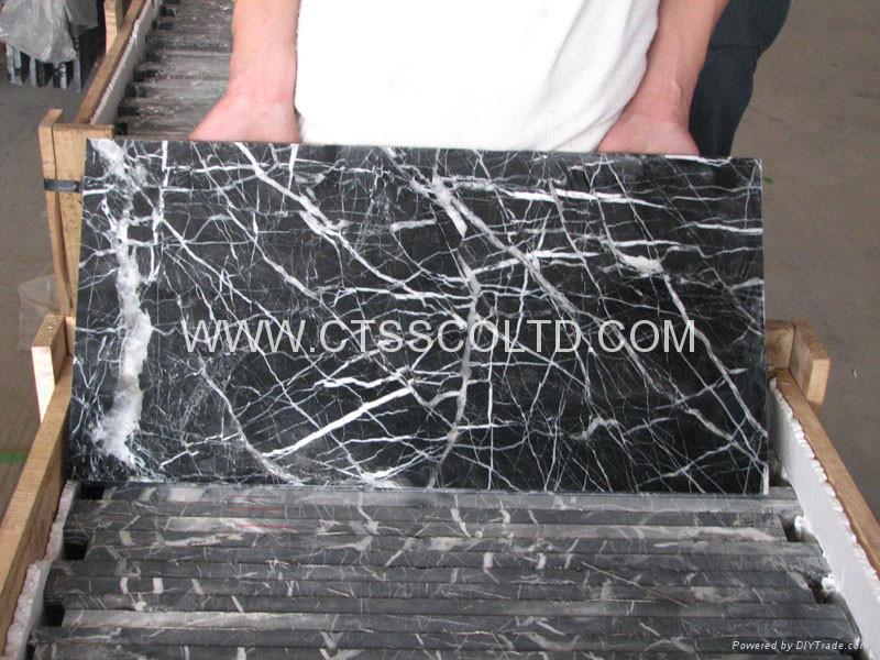 Nero Marquina marble 3
