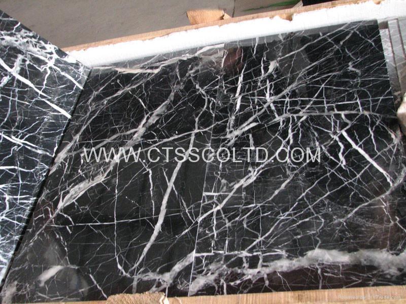 Nero Marquina marble 4