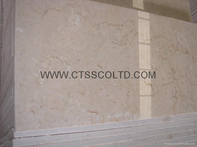 Beige marble tile 1