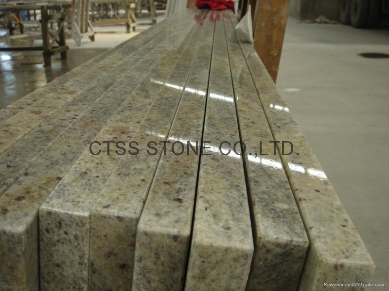 Elegant Prefab Granite Countertops