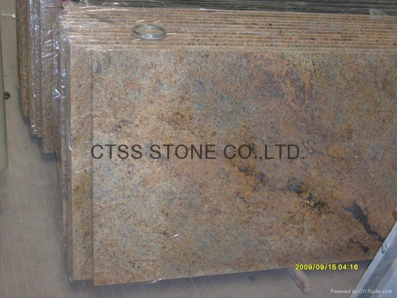 Prefab Granite Countertop : Prefab granite countertops - CT - CTSS (China Manufacturer ...