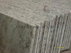 Granite countertops work