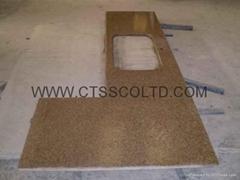 Granite kitchen countert
