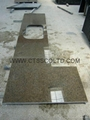 Granite kitchen countertop 4