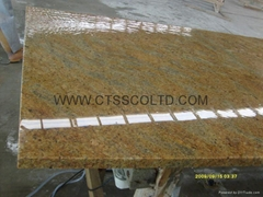 Countertop Madura Gold countertop worktop
