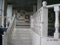 Marble steps