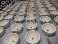 Marble stone vessel sinks n washbasin