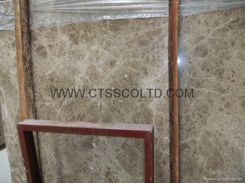 Marble slab and tile (Tea Rose marble) 5
