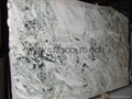 Colourful white marble slabs / tiles 3