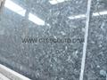 Granite Blue Pearl GT grade polished slab and tile 2