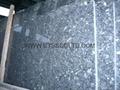Granite Blue Pearl GT grade polished slab and tile 3