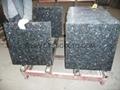 Granite Blue Pearl GT grade polished slab and tile 5