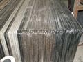 Yellow Beige Granite Sunset Gold Desert Gold Harvest Gold G682 countertops  3