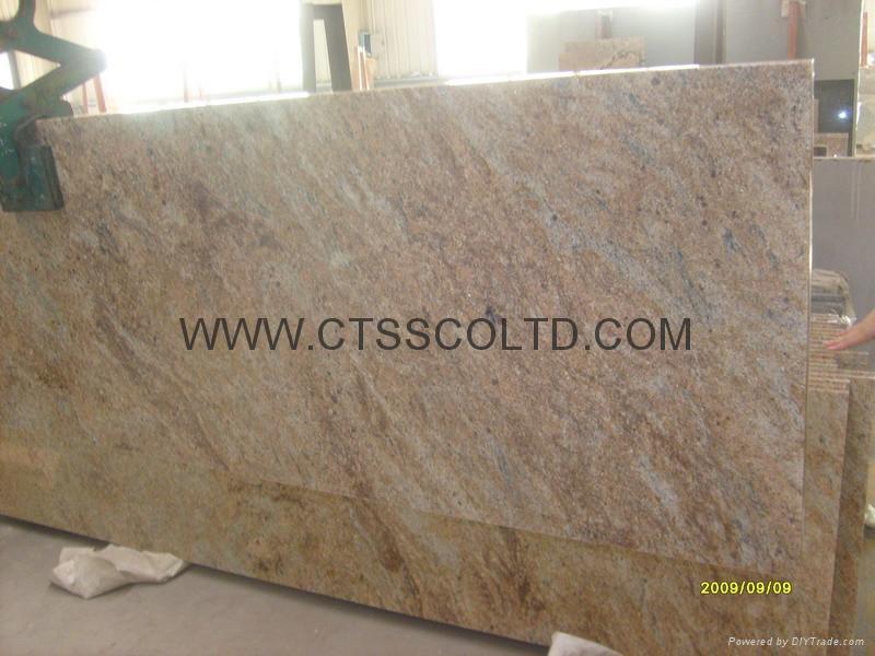 Madura Gold granite countertop 1