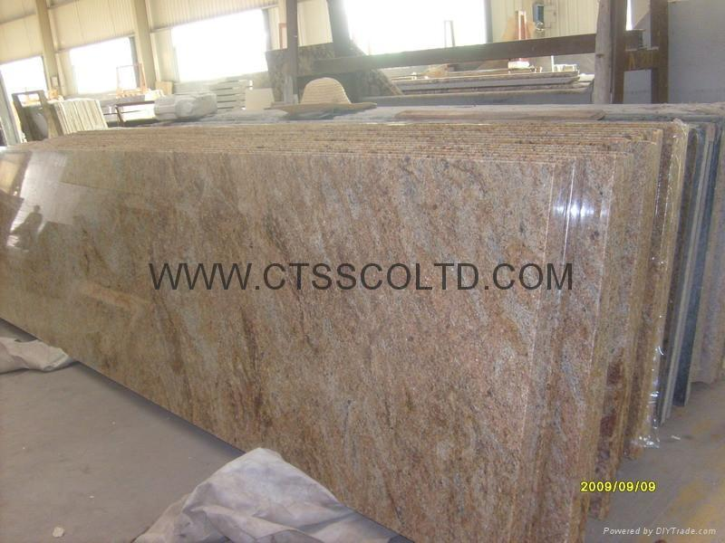 Granite Countertops kitchen worktop 1