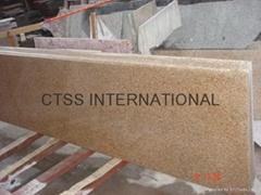 China Golden granite kit