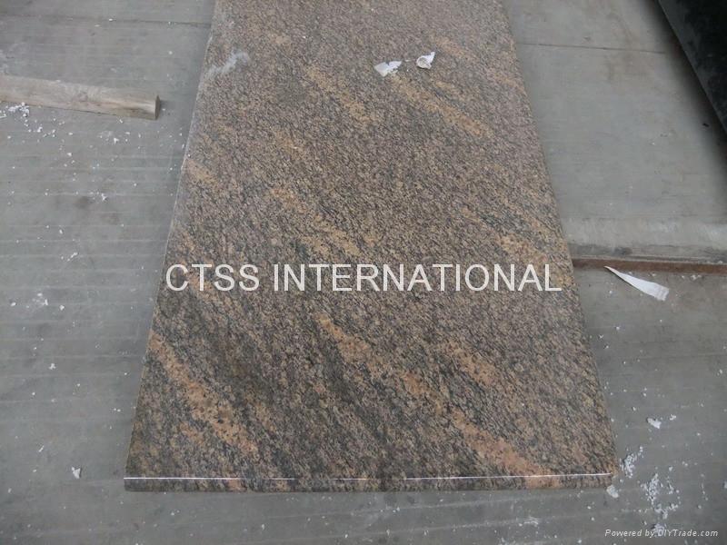 Giallo California granite countertops  1